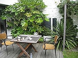 jardin clos Sanvic