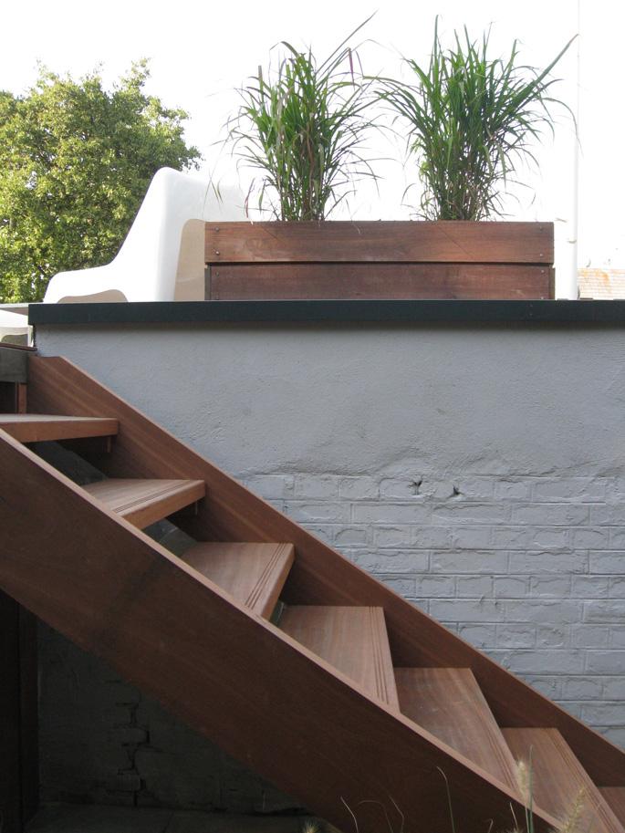 escalier de meunier